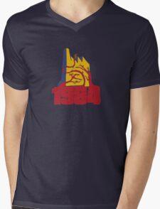 ORWELL 1984 Mens V-Neck T-Shirt