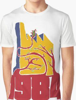 ORWELL 1984 Graphic T-Shirt