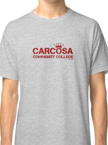 Carcosa Community College Red Classic T-Shirt