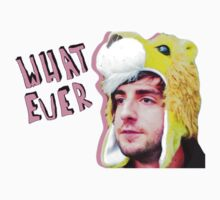 Jack Barakat Whatever T-shirt/Sticker by punkypromises