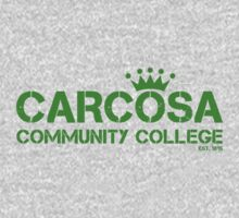 Carcosa Community College Green by Prophecyrob