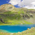 Ice Lake, Colorado by Tamas Bakos