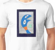 """Weird Snake"" by Richard F. Yates Unisex T-Shirt"