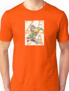 Typography Link Unisex T-Shirt