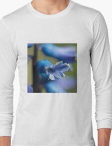 Bluebell Macro  T-Shirt