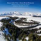 Eagle's Eye View - Snake River Overlook - DJI Phantom 2 Vision by A.M. Ruttle