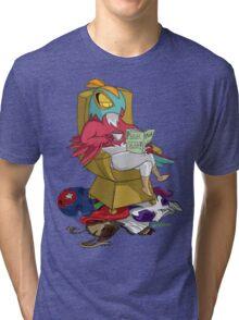 Mucha Hawlucha Tri-blend T-Shirt