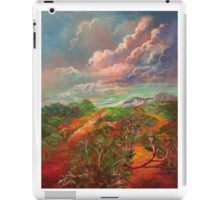 The Two Paths iPad Case/Skin