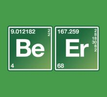 Be Er Periodic Table Irish Drinking Shirt by StParty