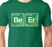 Be Er Periodic Table Irish Drinking Shirt Unisex T-Shirt