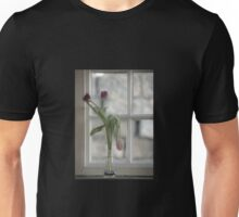 Droopy Tulip  Unisex T-Shirt