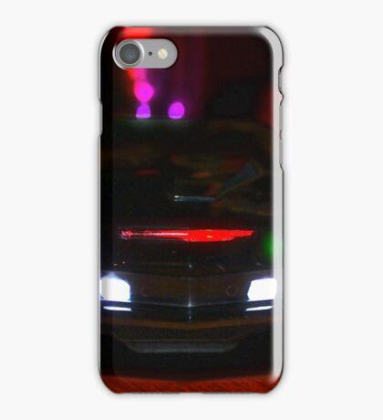 Knight Rider - KITT  iPhone Case/Skin