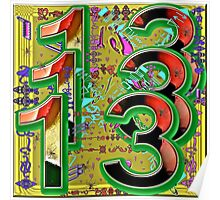 Lucky 13 Poster