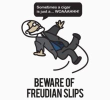 Beware of Freudian Slips by Clothos & Co.