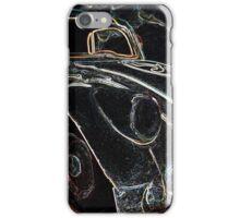 Herbie Neon Style iPhone Case/Skin
