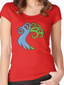 Simic Signet Women's Fitted Scoop T-Shirt