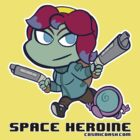 Space Heroine by hpkomic