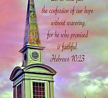 Hebrews 10:23  by Scott Mitchell