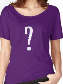 Question Mark - style 9 Women's Relaxed Fit T-Shirt