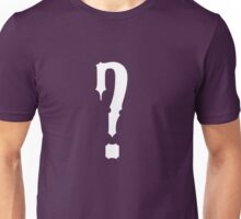 Question Mark - style 9 Unisex T-Shirt