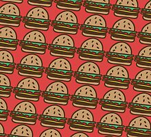 Cheeseburger Case by bandate