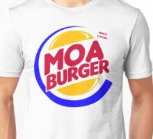 Moa Burger Unisex T-Shirt