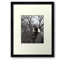 One with the Wind Framed Print