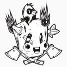 Chucky the stump by swiftyspade