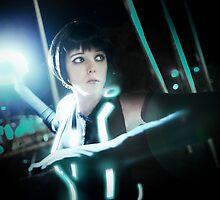 Duchess Sakura Cosplay - Quorra by sakuracosplay
