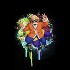 Master Roshi by hardsign