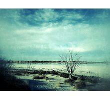 Yenyening Lakes Photographic Print