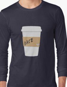 Kate Beckett Coffee Long Sleeve T-Shirt