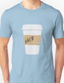 Kate Beckett Coffee T-Shirt