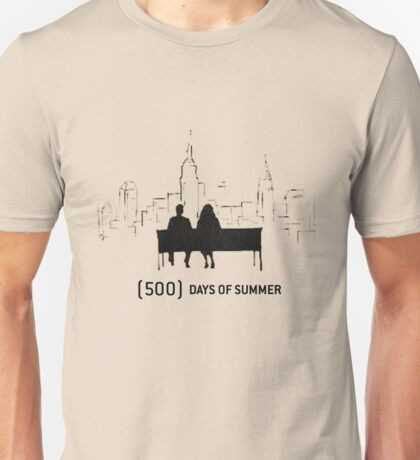 (500) Days Of Summer Unisex T-Shirt