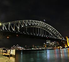 Sydney by Night by RedDash