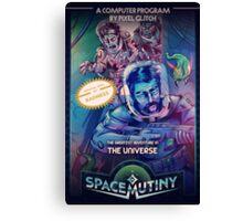 Space Mutiny Boxart Canvas Print
