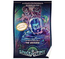 Space Mutiny Boxart Poster