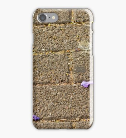 Urban texture 1 iPhone Case/Skin