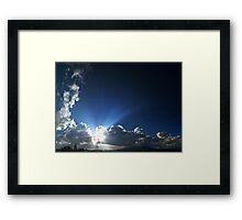 ©TSS Tha Sun Series XXIV B Framed Print