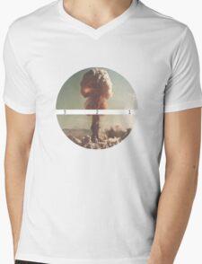 self-destruction Mens V-Neck T-Shirt