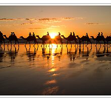 Irresistible Cable Beach #2 by Christopher Grace