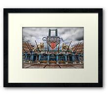 Detroit Tigers - Comerica Park Framed Print