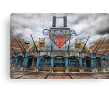 Detroit Tigers - Comerica Park Canvas Print