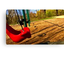 Swing Canvas Print