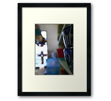 ©HS On The Kitchen IIIA Framed Print