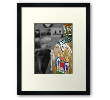 ©HS Tequila Selection IA Framed Print