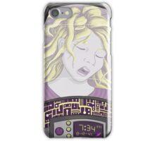 Space Maiden iPhone Case/Skin