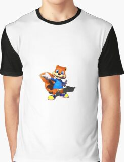 Conker Graphic T-Shirt