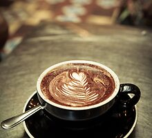 Latte Art by Cédric Tourasse