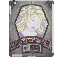 Space Maiden iPad Case/Skin